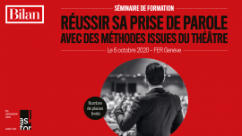 Séminaire de formation FER Genève Genève Billets