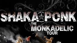 Shaka Ponk Arena Genève Tickets
