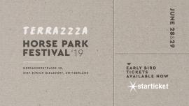 Terrazzza - Horse Park Festival 2019 Horse Park Dielsdorf Tickets
