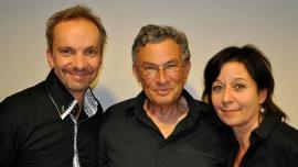 Charles Lewinsky, Judith Stadlin & Michael van Orsouw Theater im Teufelhof Basel Billets