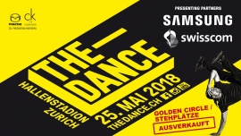 The Dance 2018 Hallenstadion Zürich Billets