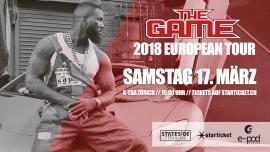 The Game X-TRA Zürich Billets