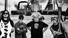 ANNULÉ: Melvins (US) Les Docks Lausanne Billets