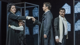 Eugen Onegin Grosses Haus St. Gallen Tickets