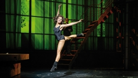 Flashdance Grosses Haus St. Gallen Biglietti