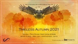 Timeless Autumn 2021 Stadthofsaal Uster Tickets