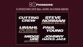 80s Pioneers Samsung Hall Zürich Dübendorf Tickets