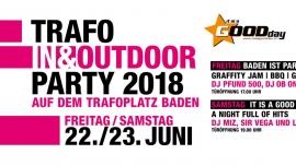 Trafo In & Outdoor Party Trafoplatz Baden Billets