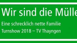 Turnshow 2018 Reckensaal Thayngen Billets