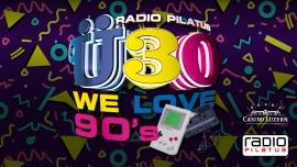 Radio Pilatus Ü30 We Love 90's Grand Casino Luzern Biglietti