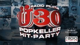 Radio Pilatus Ü30 Popkeller Hit-Party Grand Casino Luzern Biglietti