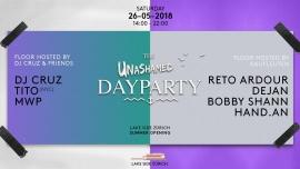 Unashamed DayParty Lake Side Zürich Billets