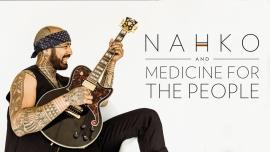 Nahko and Medicine for the People Volkshaus, Theatersaal Zürich Tickets