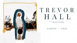 Trevor Hall Dynamo Zürich Tickets