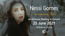 Nessi Gomes Volkshaus, Weisser Saal Zürich Billets