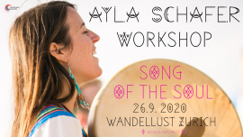 Ayla Schafer Workshop 1 Wandellust Zürich Zürich Tickets