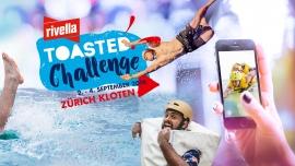 Rivella TOASTED. Challenge 2016 Freibad Schluefweg Kloten Tickets