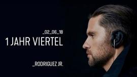 1 Jahr Viertel mit Rodriguez Jr. Viertel Klub Basel Billets