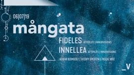 Mangata w/ Fideles & Innellea Viertel Klub Basel Tickets