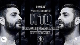Valhalla presents: N'to Viertel Klub Basel Tickets