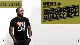 DJ Jazzy Jeff Viertel Klub Basel Biglietti