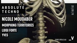 Absolute Techno Season Opening w/ Nicole Moudaber Viertel Klub Basel Tickets