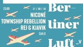Berliner Luft - Herbstbummel Viertel Klub Basel Tickets
