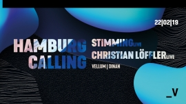 Hamburg Calling Viertel Klub Basel Tickets