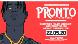 Pronto Viertel Klub Basel Tickets