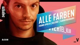 Alle Farben Viertel Klub Basel Tickets
