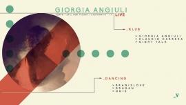 Giorgia Angiuli LIVE Viertel Klub Basel Billets