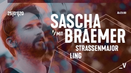 V mit Sascha Braemer Viertel Klub Basel Biglietti