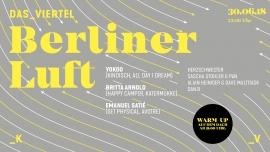 Berliner Luft mit Britta Arnold Viertel Klub Basel Tickets