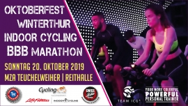 Cycling Anlass Reithalle Winterthur Tickets