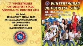 Winterthurer Oktoberfest Stadl Reithalle Winterthur Winterthur Tickets
