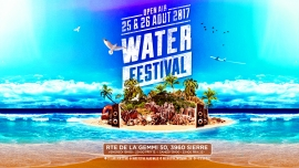 Water Festival Valais/Wallis Parking Obox Club Sierre Billets
