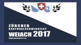 Zürcher Kantonal-Schwingfest Weiach 2017 Bedmen Weiach Biglietti
