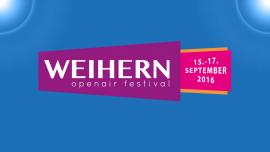Weihern Openair Festival 2016 Familienbad Dreilinden St. Gallen Tickets