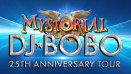 """DJ BoBo - """"Mystorial"""" Diverse Locations Diverse Orte Tickets"""