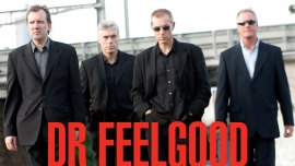 Dr. Feelgood Atlantis Basel Tickets