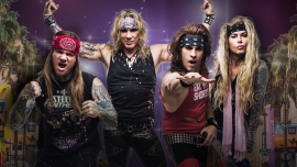 Steel Panther Z7 Pratteln Tickets