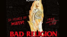 Bad Religion Z7 Pratteln Billets