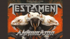 Testament Z7 Pratteln Tickets