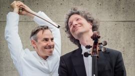 Musikkabarett: Best of Duo Calva Zähnteschüür Oberrohrdorf Biglietti