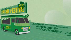 The Famous Irish Festival No. 20 ZAK Jona Billets