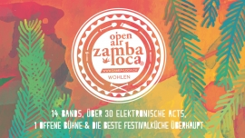 Open Air Zamba Loca Open Air Zamba Loca / Festivalgelände Wohlen AG Tickets