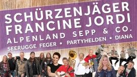 4. volkstümliches Schlager-Zelt Zürcher Oberland Zelthalle Areal Eissportzentrum Wetzikon Tickets