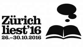 Zürich liest 2016 Diverse Locations Diverse Orte Tickets