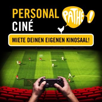 Personal Ciné Pathé Kinos Diverse Orte Tickets