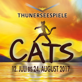 CATS Seebühne Thun Tickets